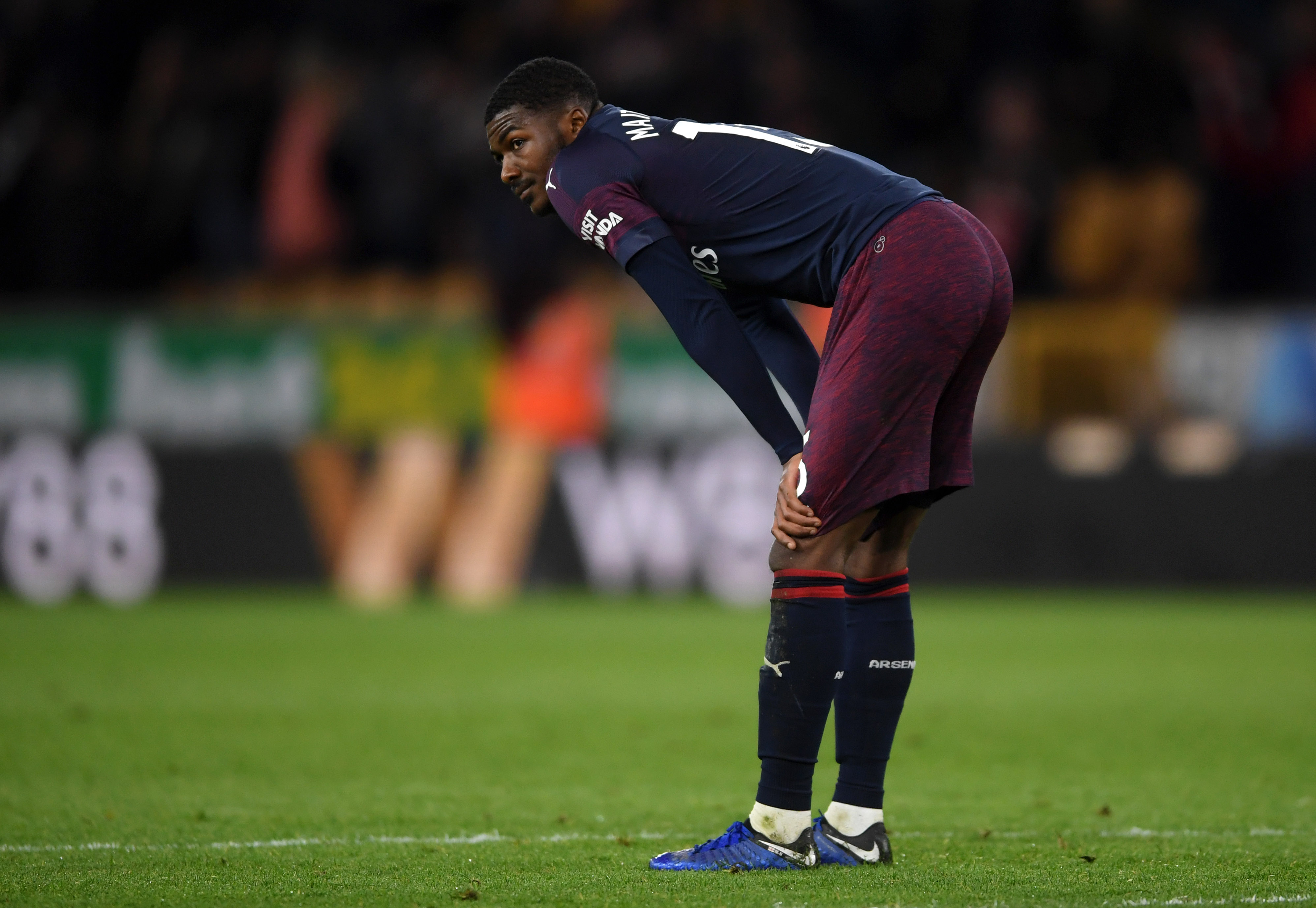 It might be time up for AMN in London. (Photo courtesy: AFP/Getty)