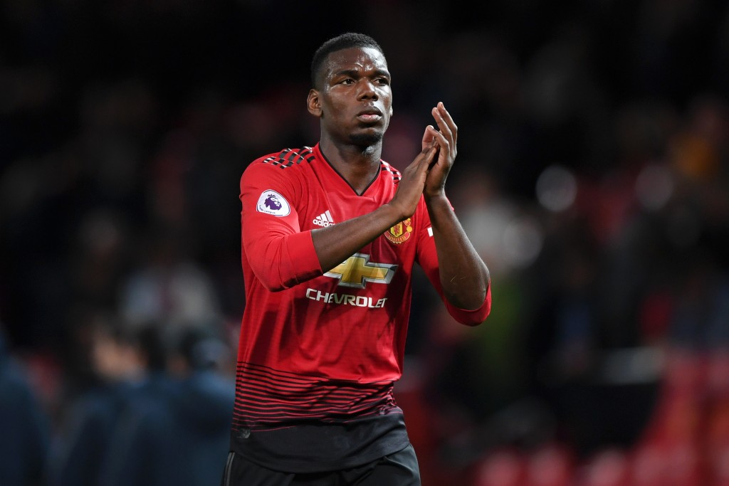 Will Pogba be on the move come summer? (Photo by Shaun Botterill/Getty Images)