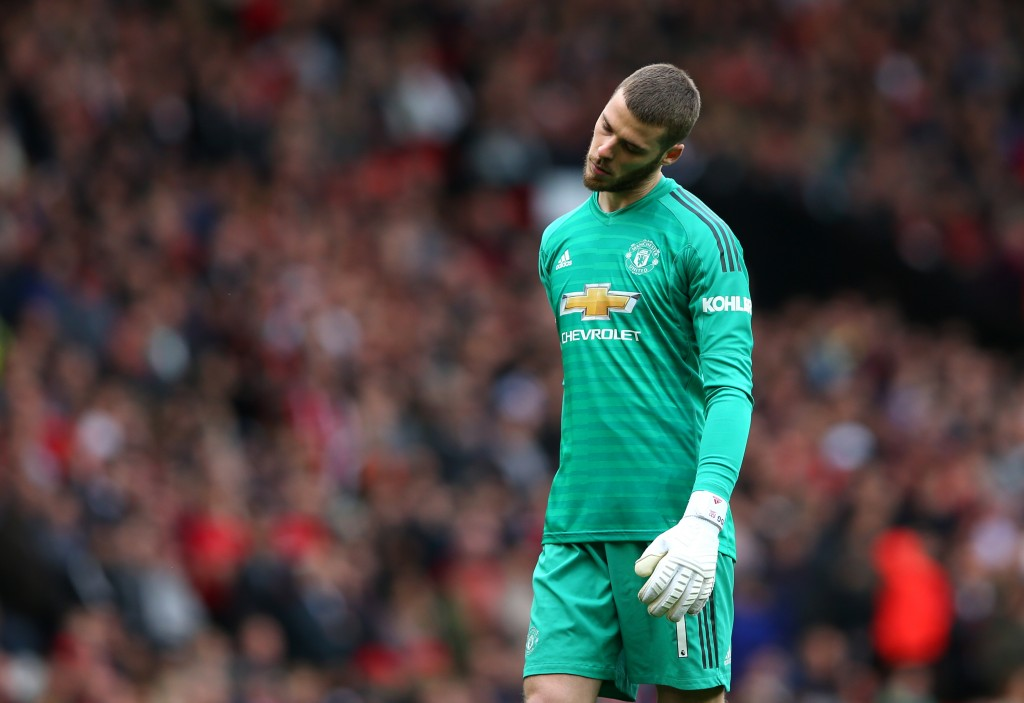 De Gea remains a highly coveted goalkeeper despite his howlers this season. (Photo by Alex Livesey/Getty Images)