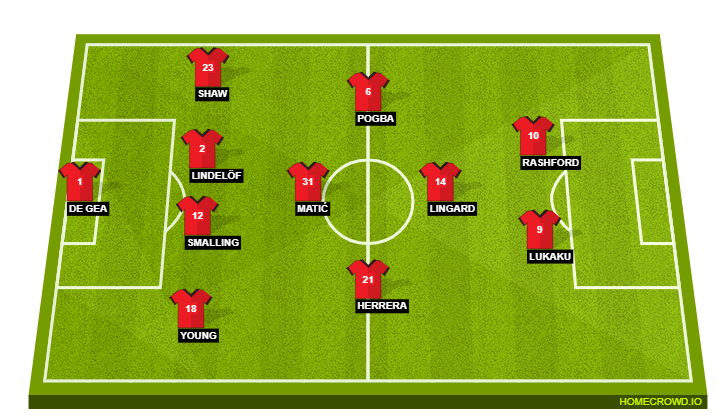 Lingard starts: 4-3-3 United XI predicted against Wolves
