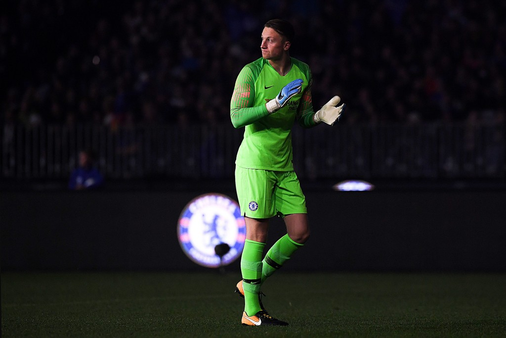 Chelsea goalkeeper agrees pre-contract move to PSG