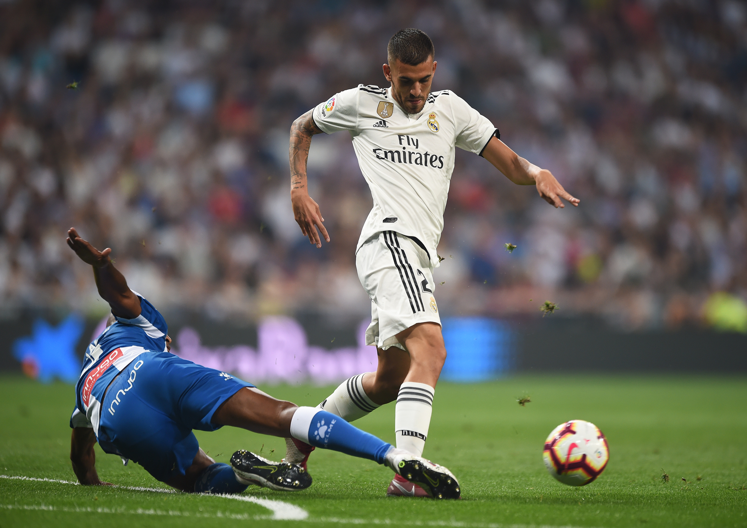 Will Ceballos be a good addition for Spurs? (Photo courtesy: AFP/Getty)