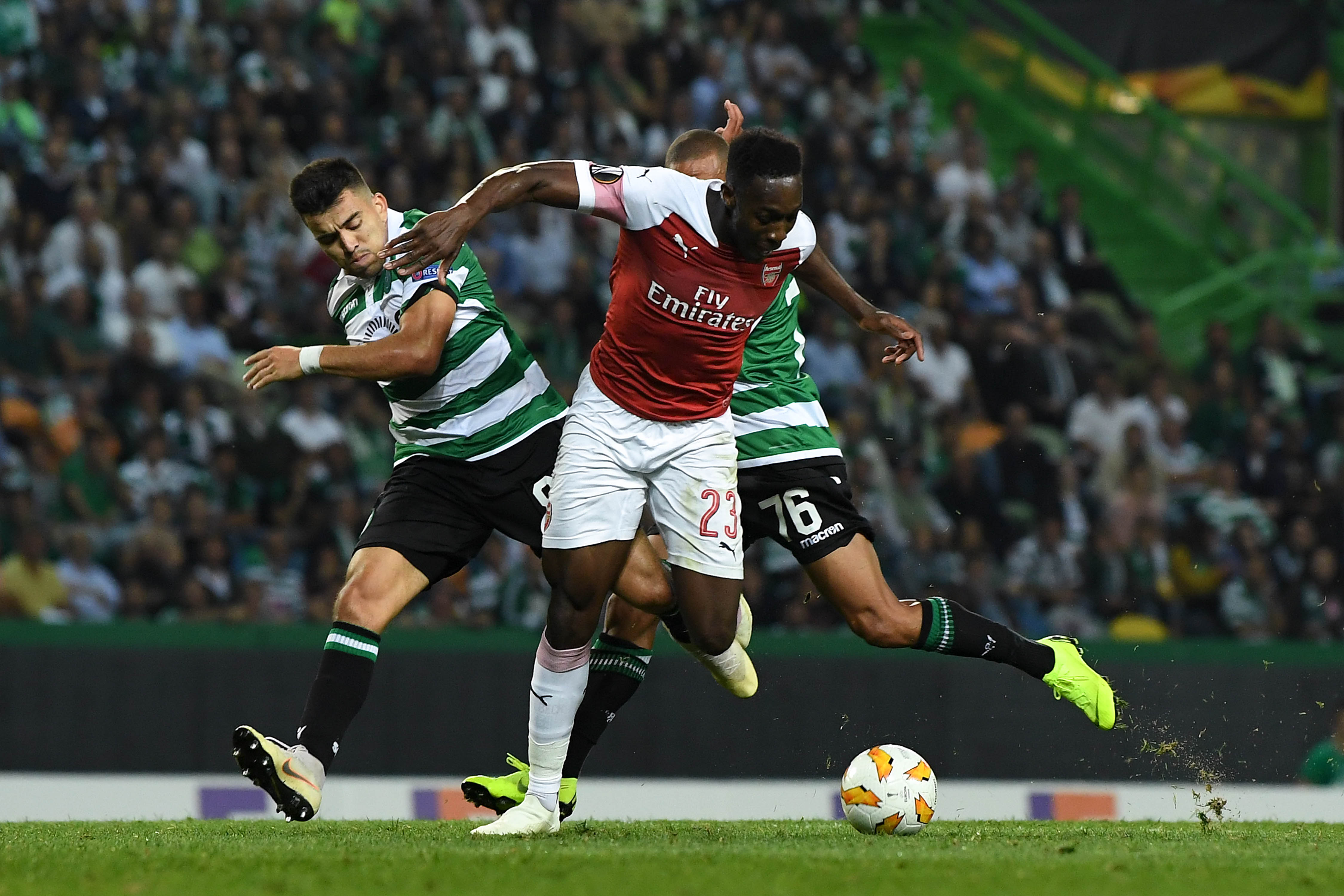 Will Arsenal ended up missing Welbeck when he leaves? (Photo courtesy: AFP/Getty)