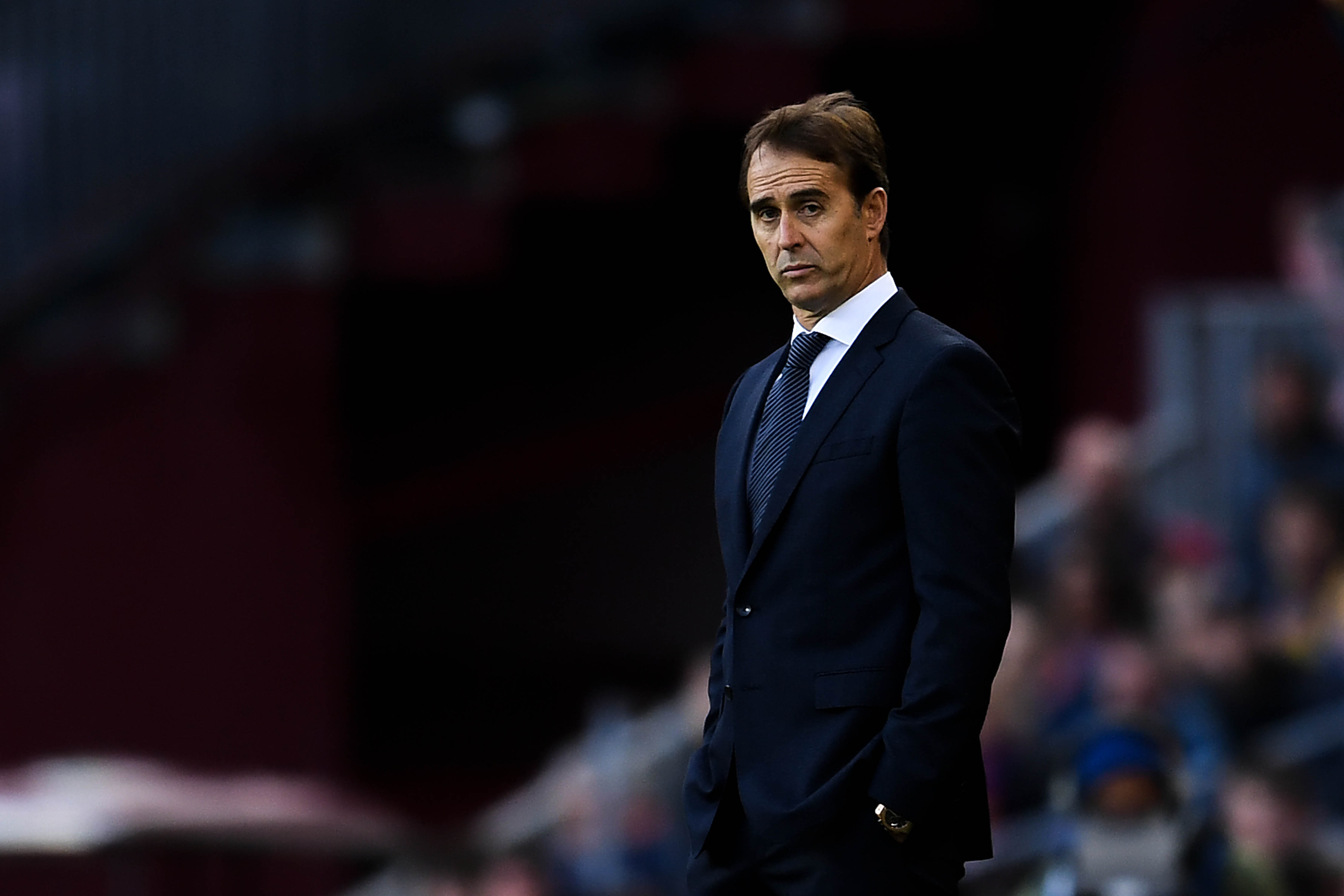 Julien Lopetegui has masterminded a brilliant campaign. (Photo by David Ramos/Getty Images)