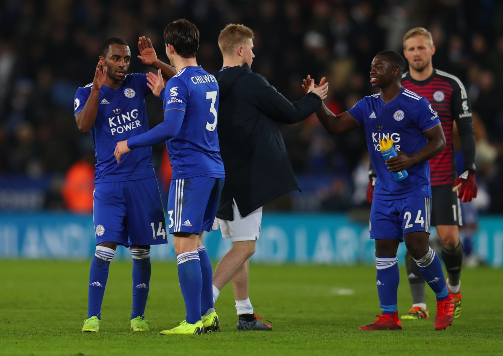 Chilwell and Pereira have been the standout stars for Leicester. (Picture Courtesy - AFP/Getty Images)