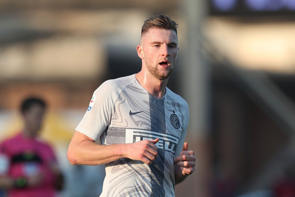 After a starring season with Inter, can Skriniar repeat the heroics for Slovakia? (Photo by Gabriele Maltinti/Getty Images)