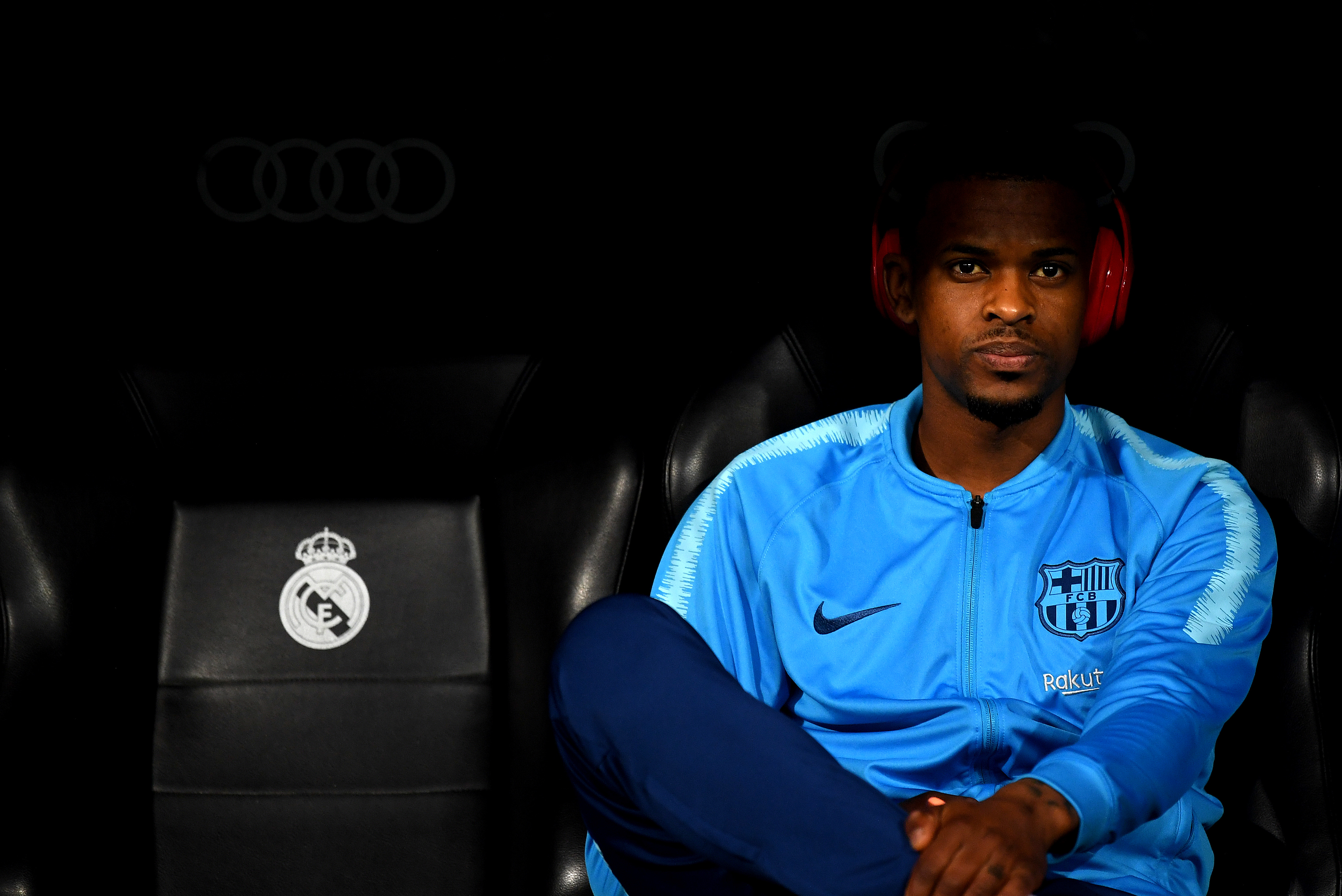 Semedo is off to Wolves, and Barcelona fans are thankful for it. (Photo by David Ramos/Getty Images)