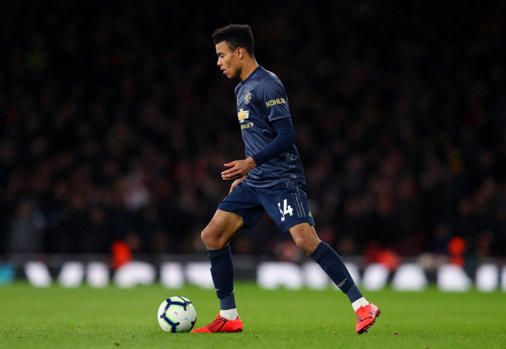 With Lukaku and Rashford not in the best of forms and lacking fitness, it might be time for Solskjaer to unleash Mason Greenwood. (Picture Courtesy - AFP/Getty Images)