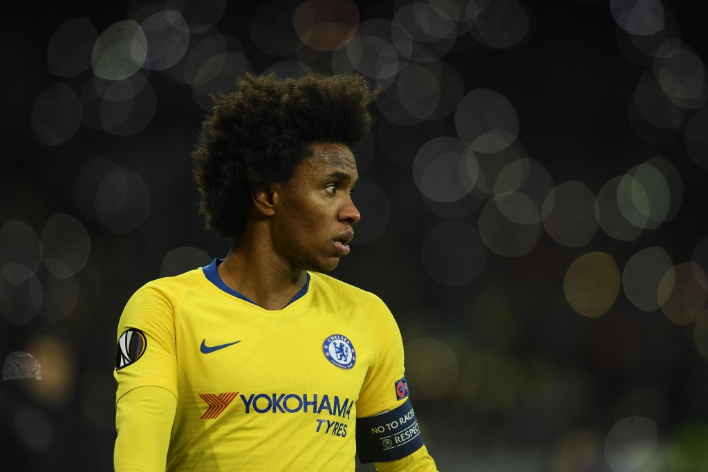 Barcelona plan massive offer for Chelsea star Willian