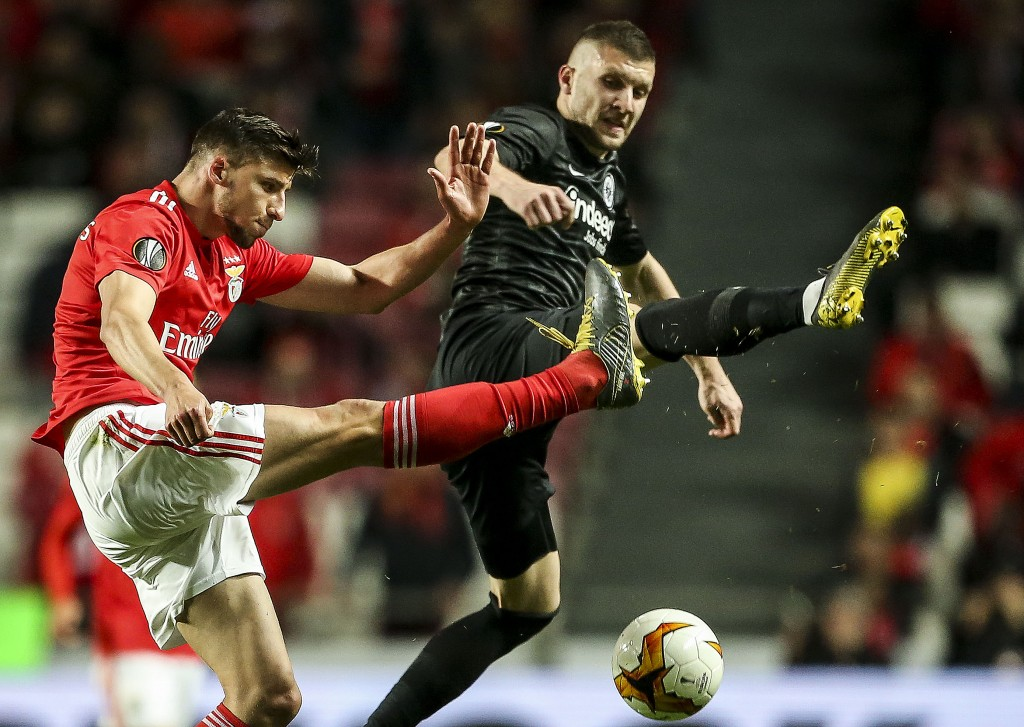 Ruben Dias seems to have the right profile to be a Manchester United player. (Picture Courtesy - AFP/Getty Images)