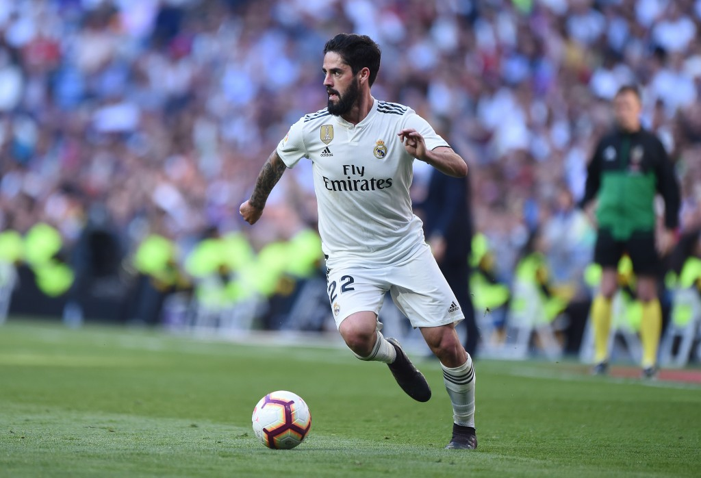 End of the road for Isco's Real Madrid career? (Photo by Denis Doyle/Getty Images)