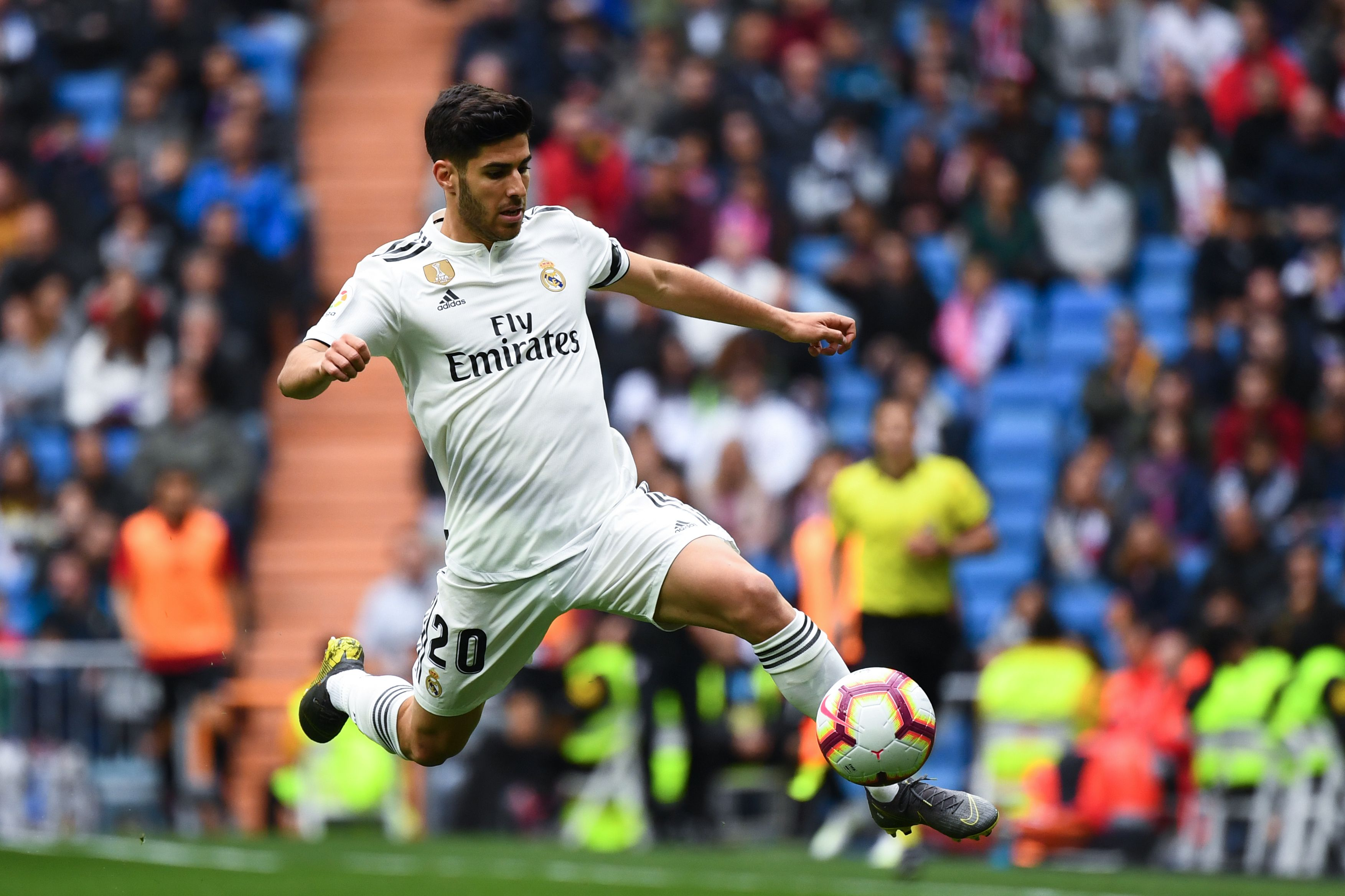 Time up for Asensio in Madrid? (Photo courtesy: AFP/Getty)