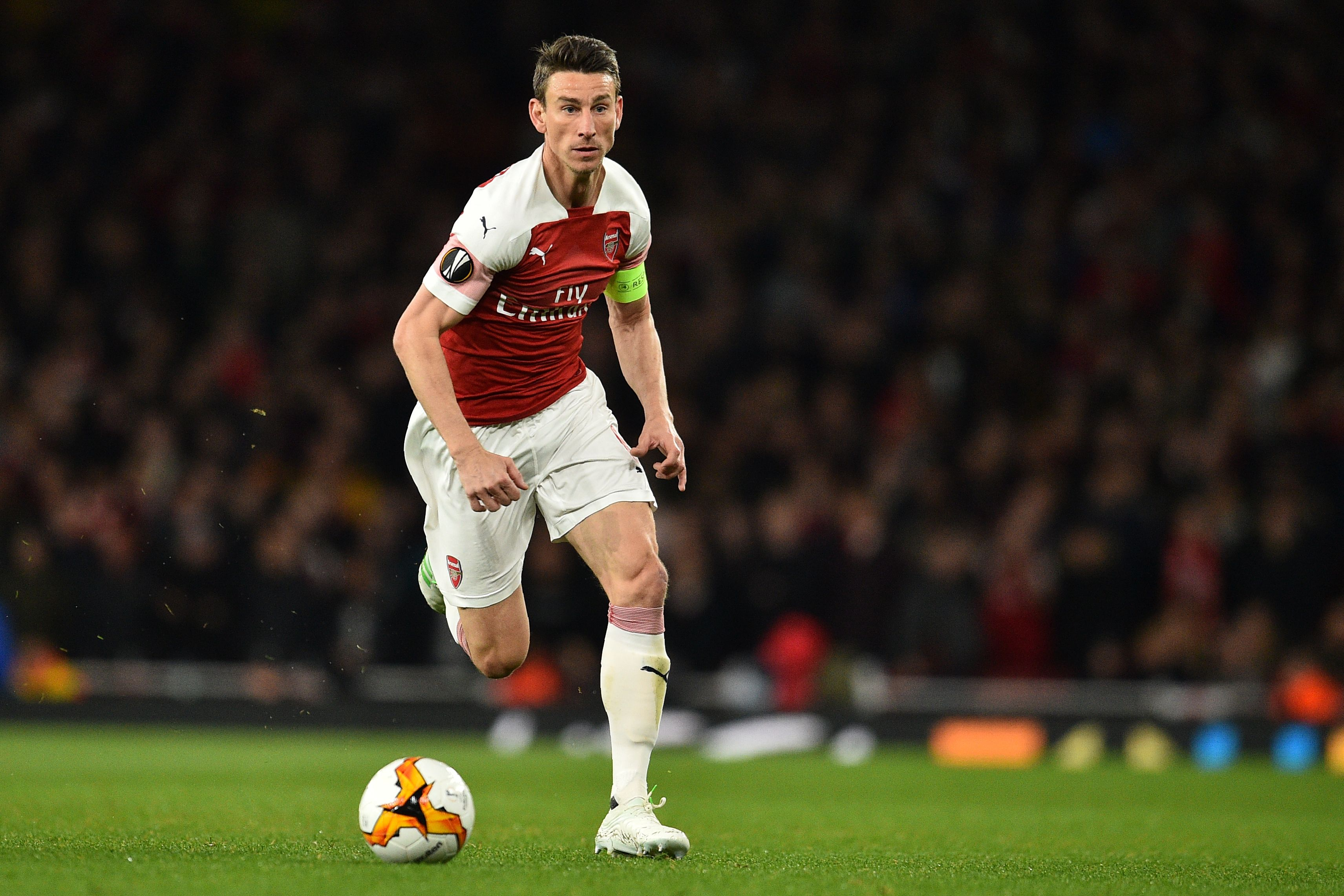 Age is just a numer for Koscielny owing to his recent performances. (Photo courtesy:AFP/Getty)