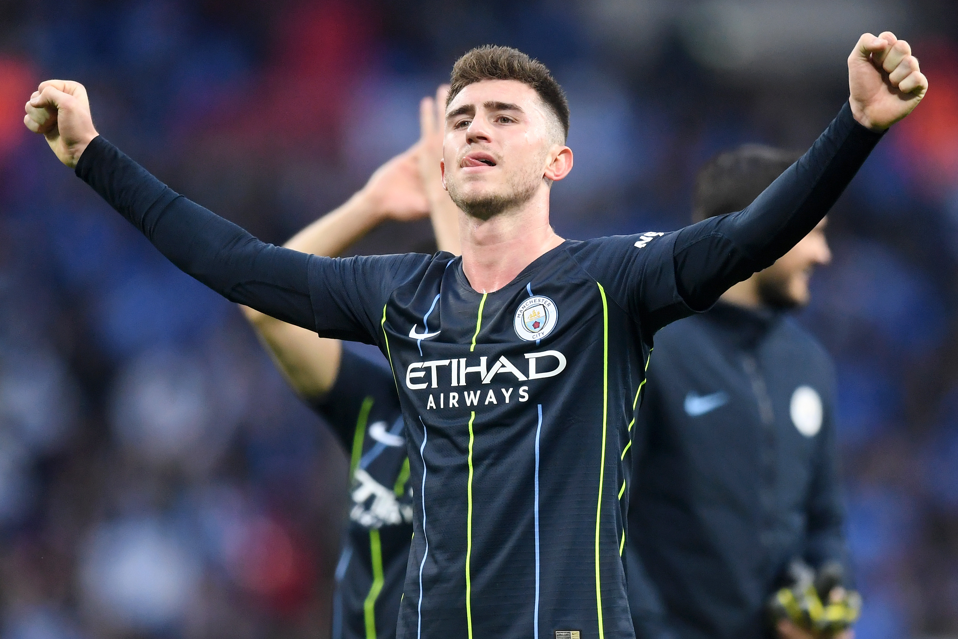 Safe to say Laporte's injury potentially derailed City' season. (Picture Courtesy - AFP/Getty Images)