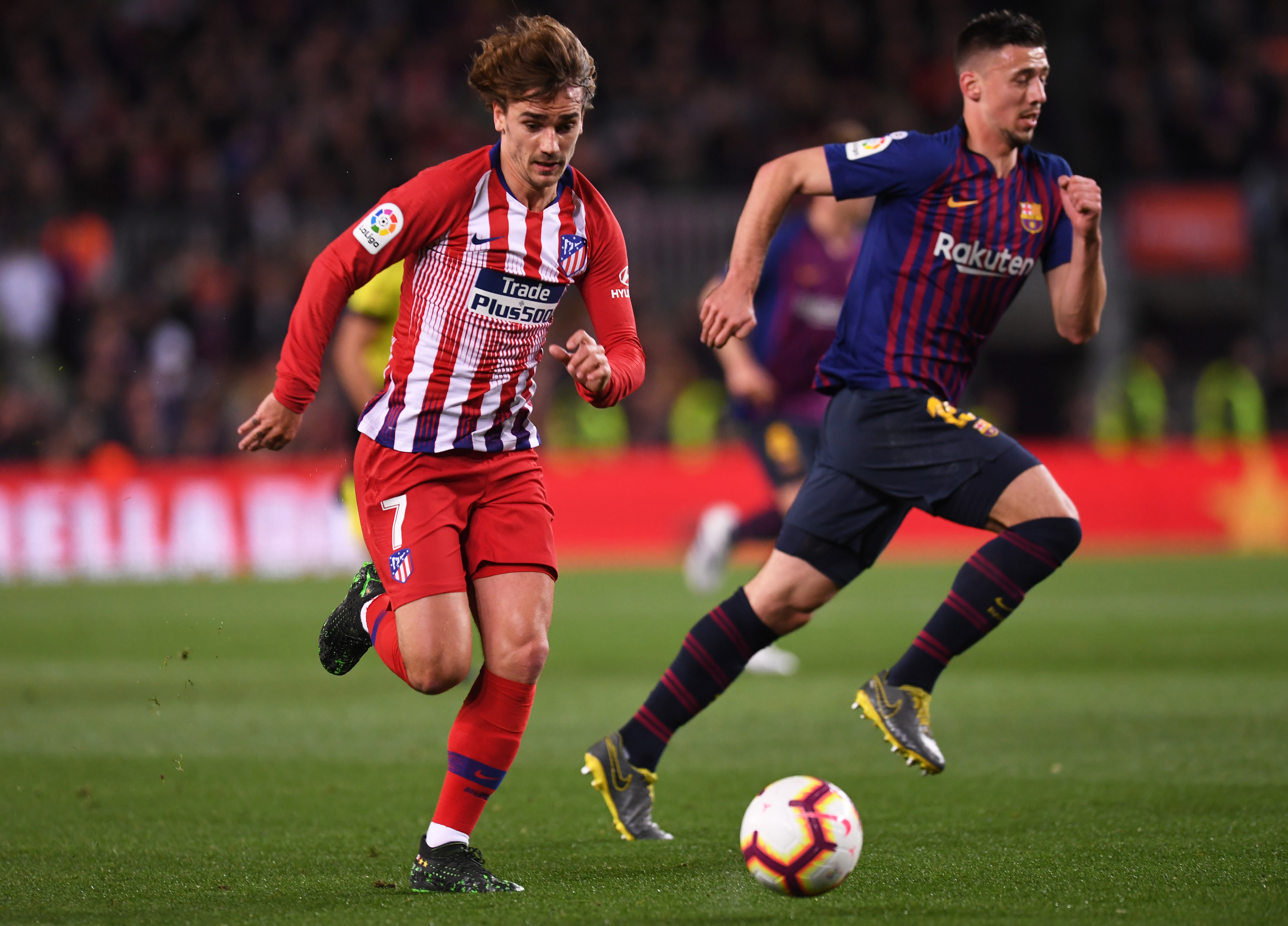 Griezmann is ready to take a pay cut to join Barcelona. (Photo courtesy: AFP/Getty)