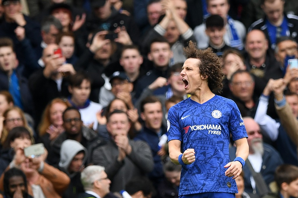 Set to stay put at Chelsea. (Photo by Daniel Leal-Olivas/AFP/Getty Images)