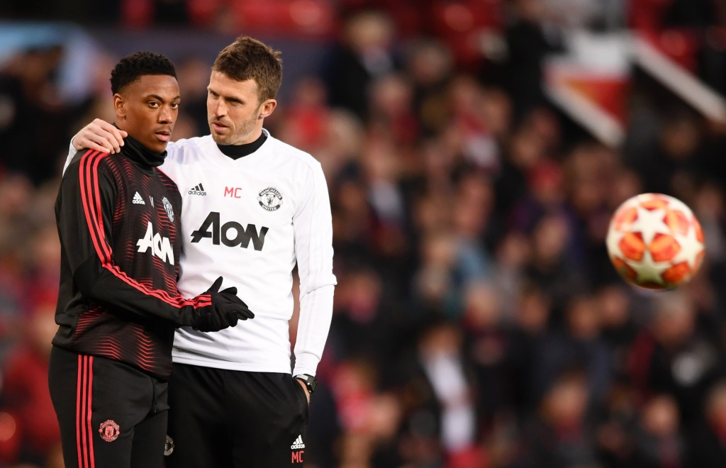 Time for Martial to learn from the ones around him? (Picture Courtesy - AFP/Getty Images)