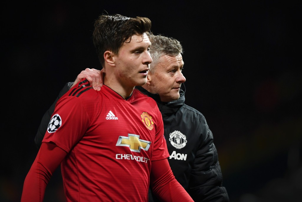 Lindelof's success under Solskjaer could make Manchester United's decision easier. (Picture Courtesy - AFP/Getty Images)