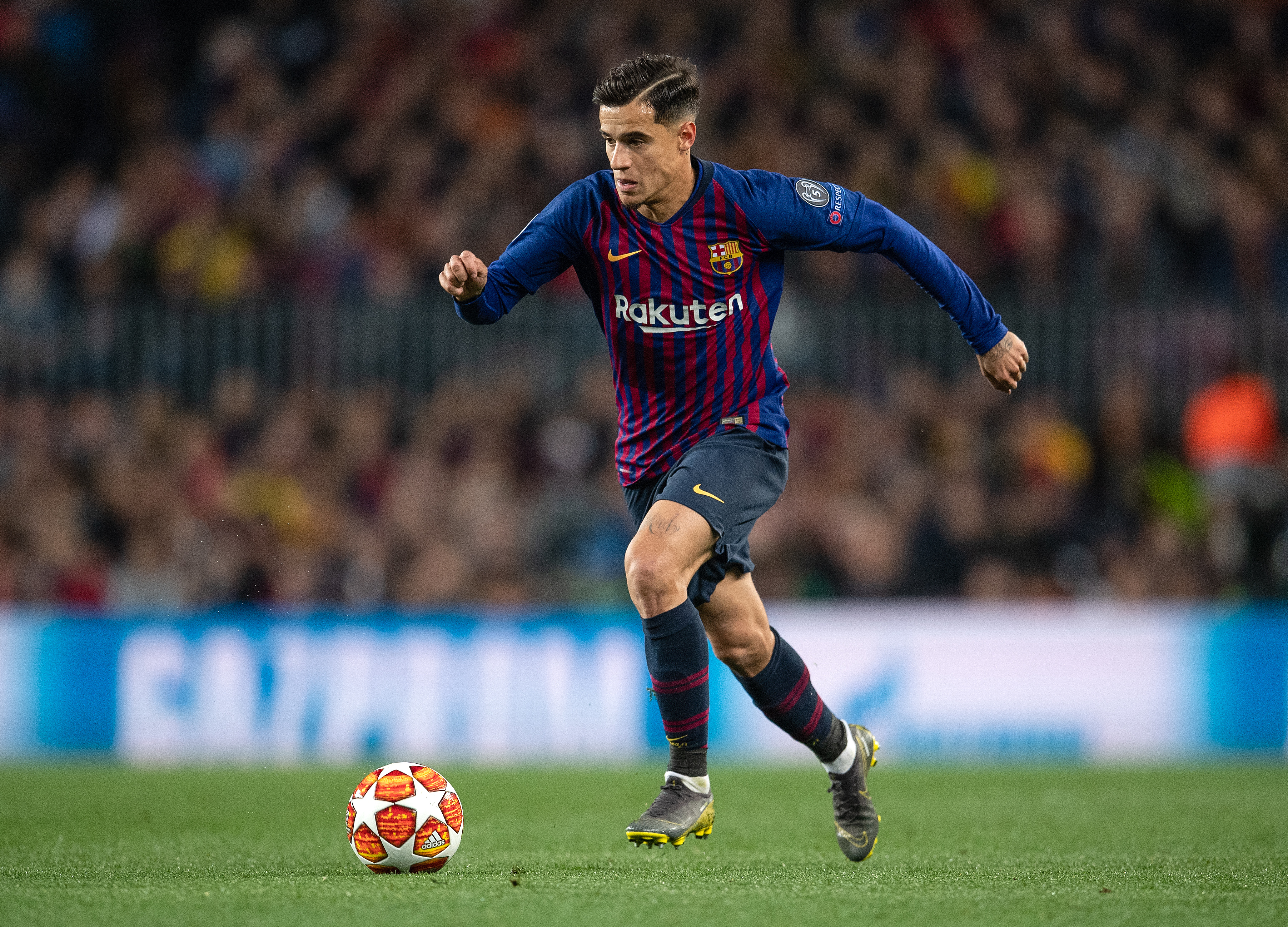 Coutinho is not interested in a move to Tottenham. (Photo by Matthias Hangst/Getty Images)