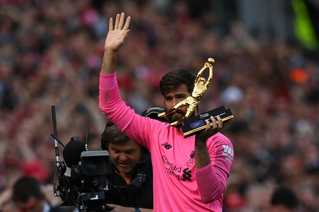 A memorable debut campaign capped off with a deserving award. (Photo by Paul Ellis/AFP/Getty Images)