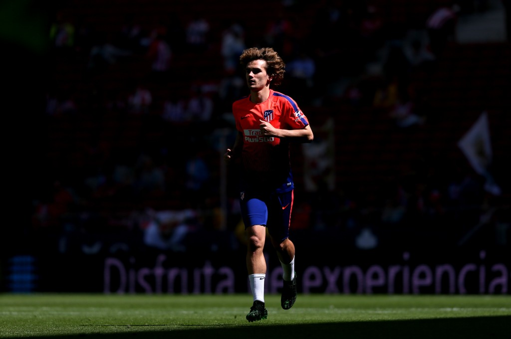 The battle for Antoine Griezmann is intensifying. (Photo by Gonzalo Arroyo Moreno/Getty Images)