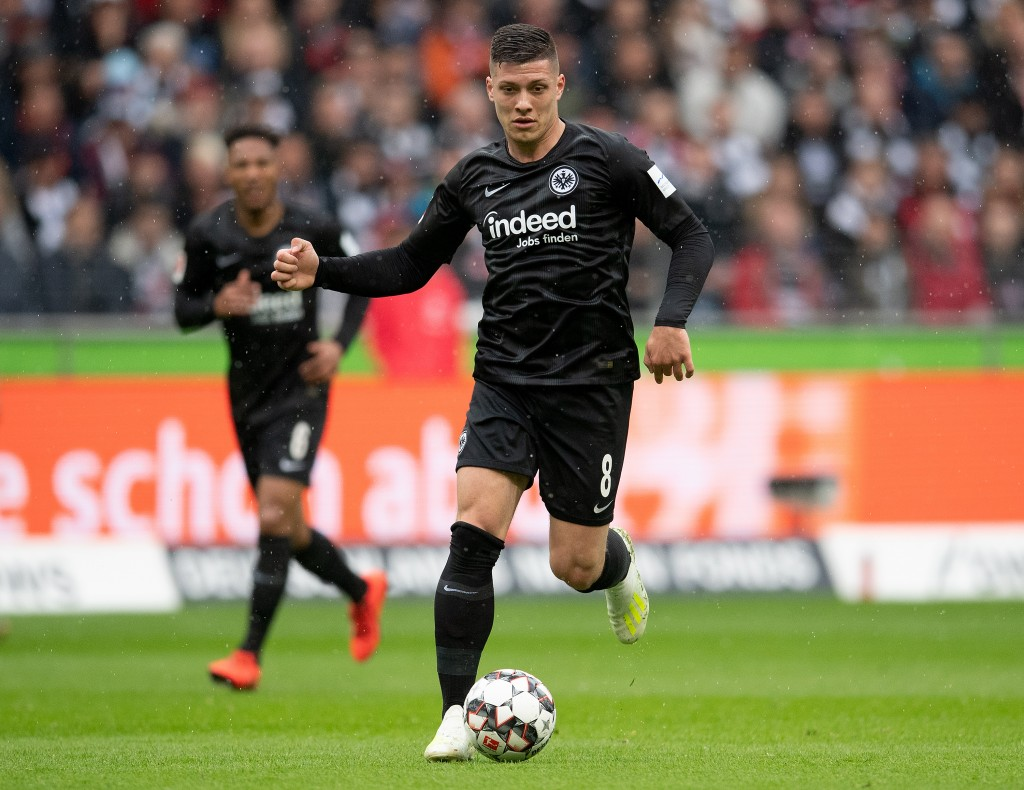 Jovic's Real journey will start soon. (Picture Courtesy - AFP/Getty Images)