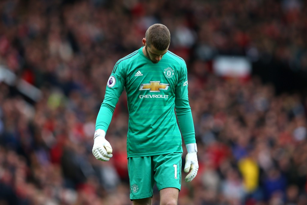 Has de Gea played his final game for Manchester United? (Photo by Alex Livesey/Getty Images)