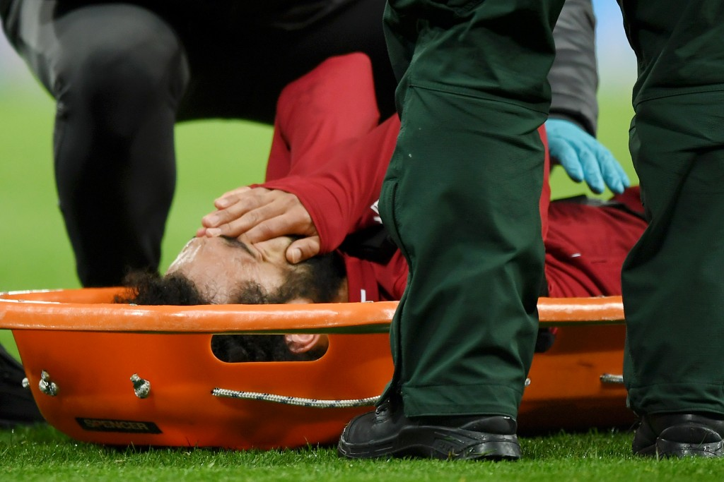 Salah's injury a big cause of concern for Liverpool (Photo by Shaun Botterill/Getty Images)