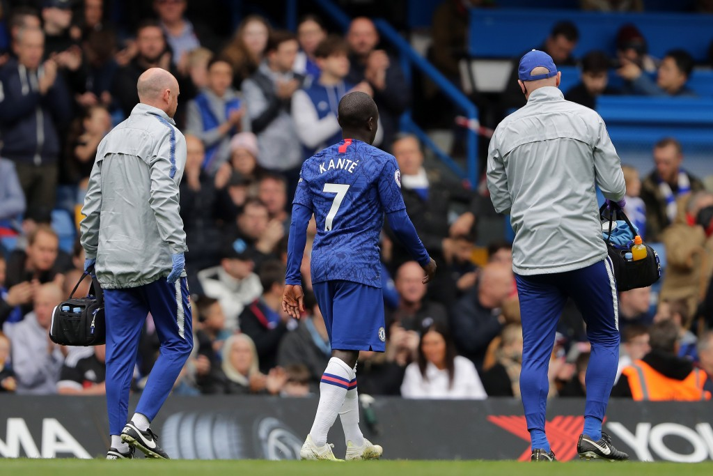 Kante is ruled out for Chelsea (Photo by Richard Heathcote/Getty Images)