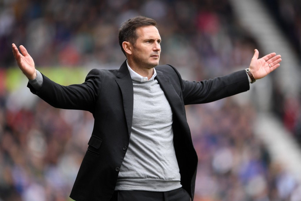 Lampard will be in search of his managerial win against Leeds (Photo by Laurence Griffiths/Getty Images)