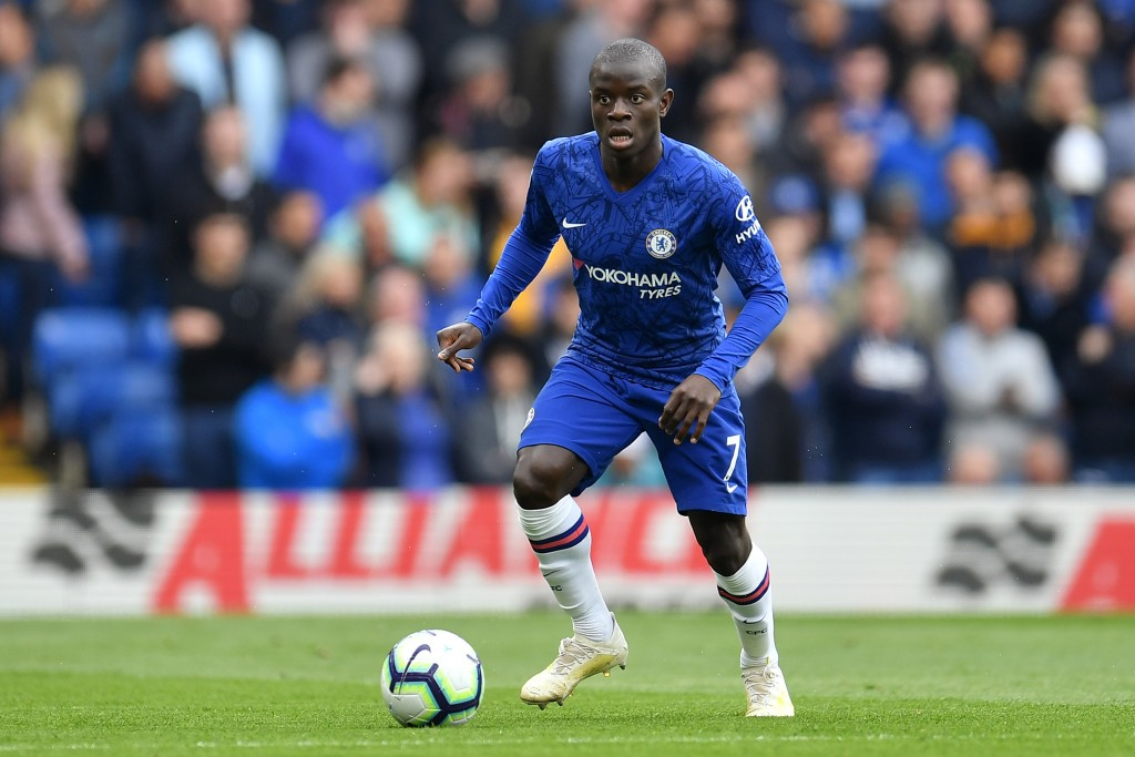 Kante is likely to miss out for Chelsea (Photo by Justin Setterfield/Getty Images)