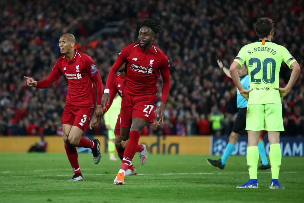 Origi was Liverpool's hero again (Photo by Clive Brunskill/Getty Images)