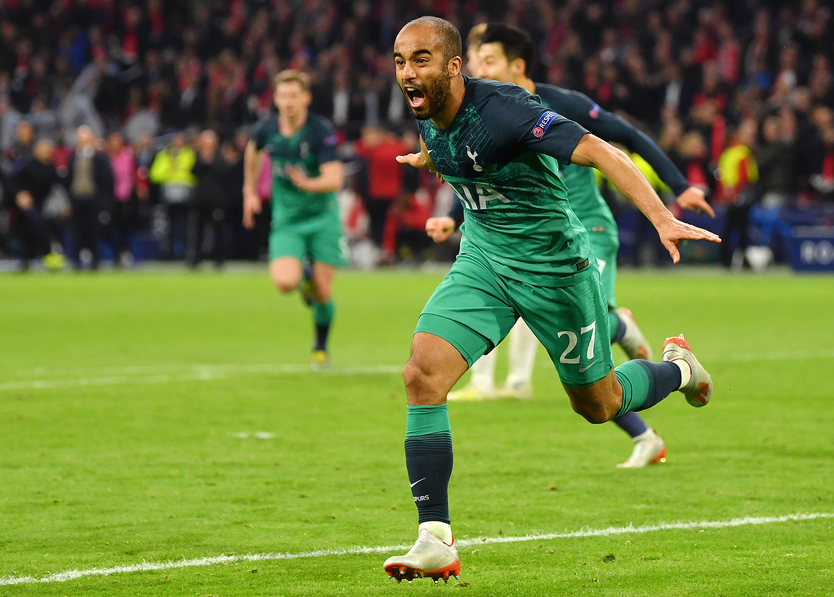 Moura the man to lead Tottenham into the top-four? (Photo courtesy: AFP/Getty)