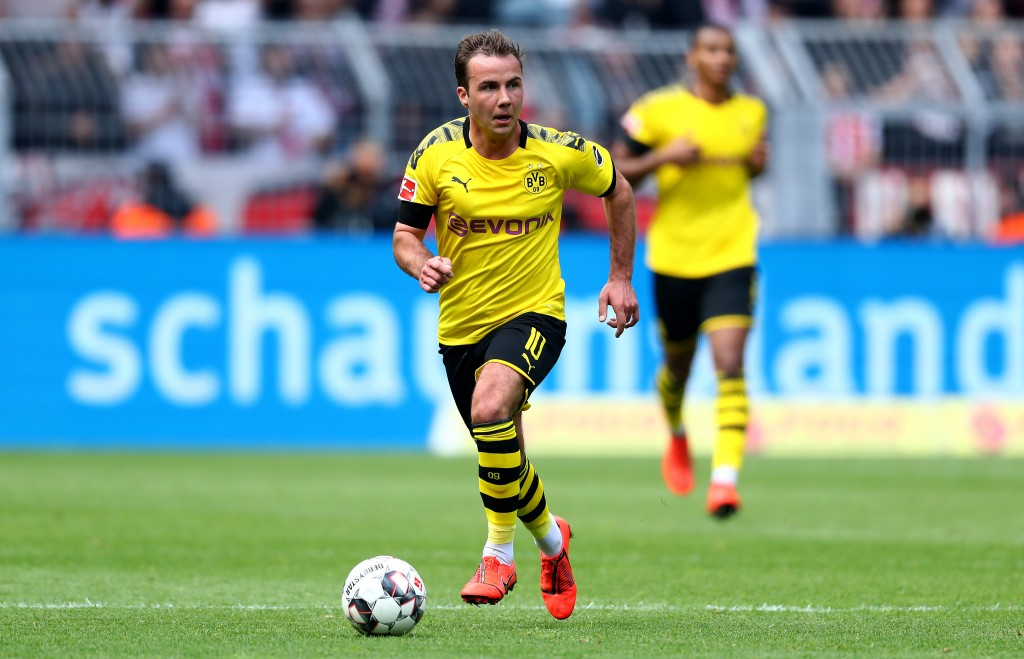 Arsenal are in the running to sign Mario Gotze. (Picture Courtesy - AFP/Getty Images)