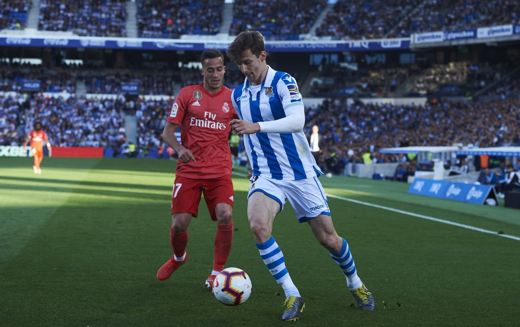 Is Diego Llorente heading to the Premier League? (Picture Courtesy - AFP/Getty Images)