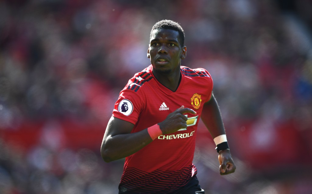 Juventus 'working' on a deal to re-sign Paul Pogba