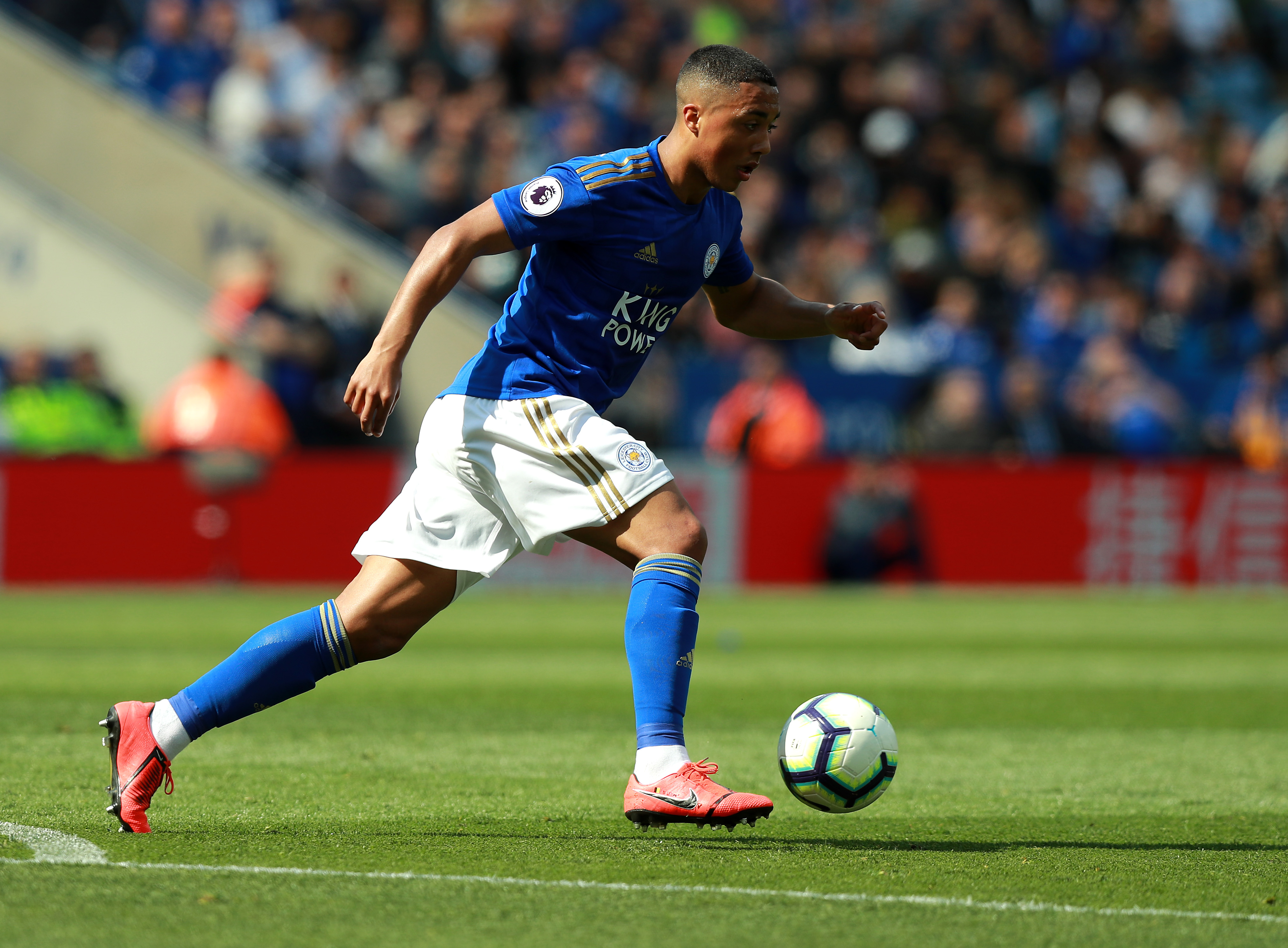 Barcelona, Real Madrid and United have turned their attention towards Tielemans. (Photo by David Rogers/Getty Images)