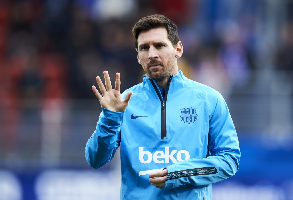 Will Messi fire Barcelona to their fifth consecutive Copa del Rey triumph? (Photo by Juan Manuel Serrano Arce/Getty Images)