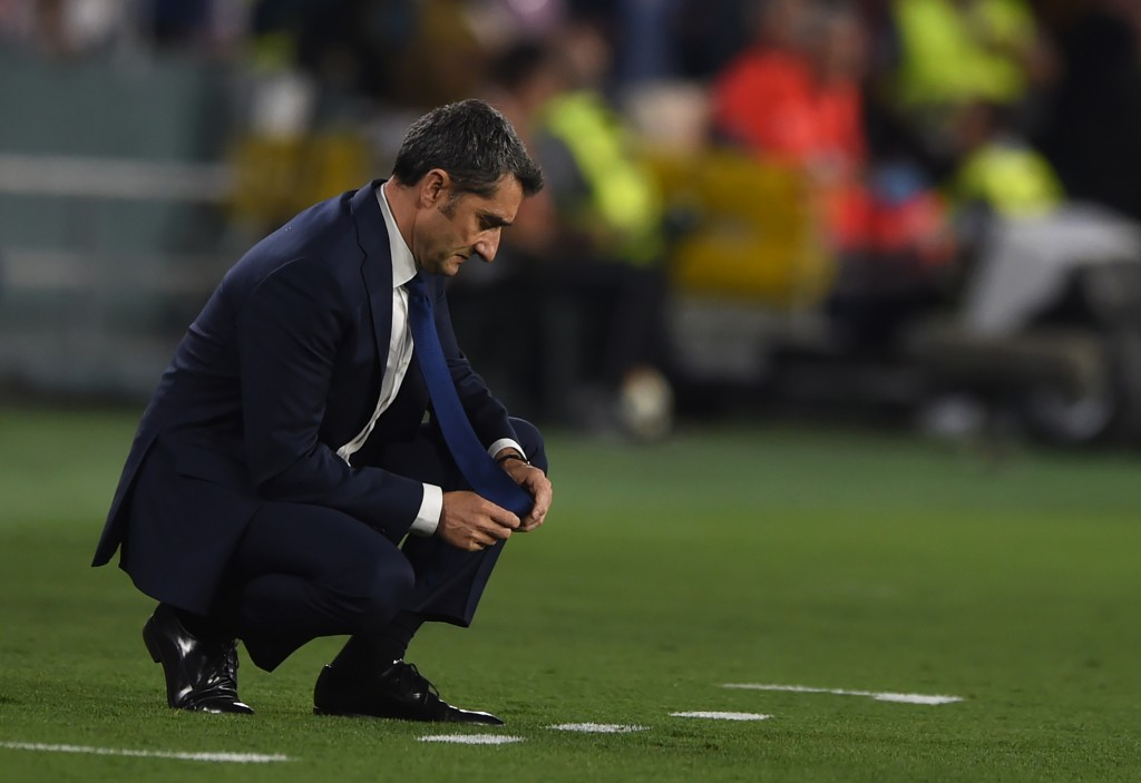 The second half of the 2018-19 campaign has been a real let-down for Barcelona. (Picture Courtesy - AFP/Getty Images)