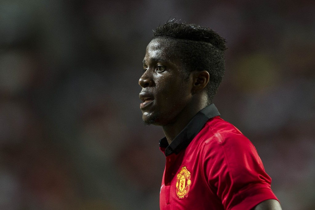 Will Zaha don the famous red strip of Manchester United? (Photo by Victor Fraile/Getty Images)
