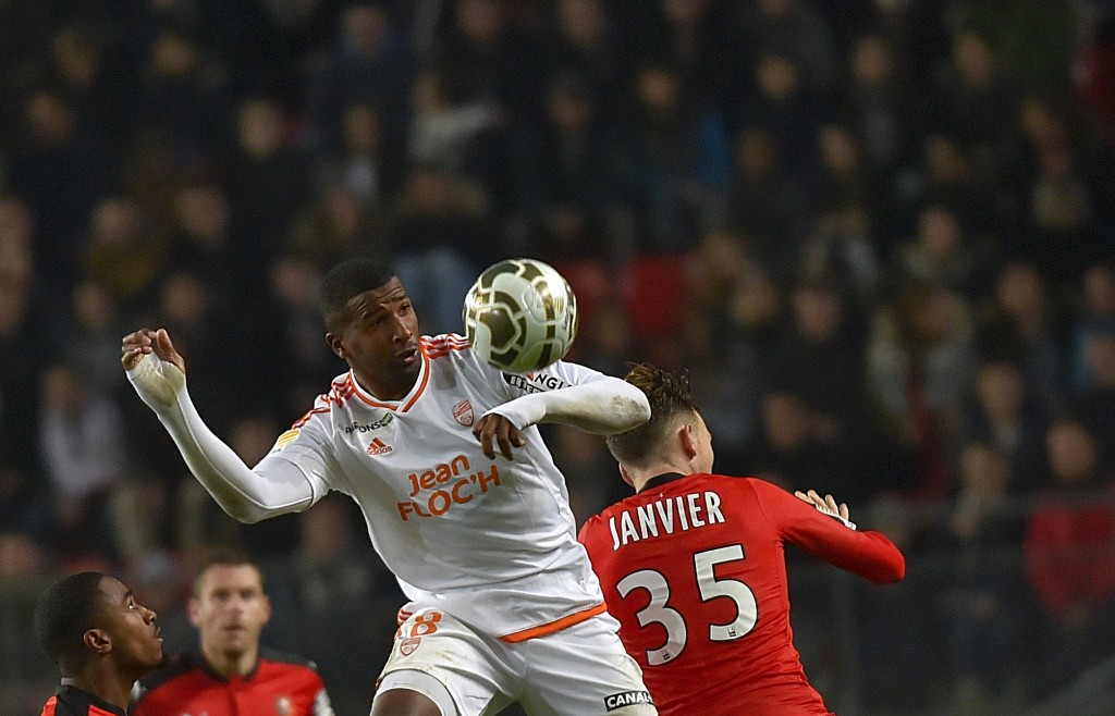 Another young Lorient star set to join Arsenal? (Picture Courtesy - AFP/Getty Images)