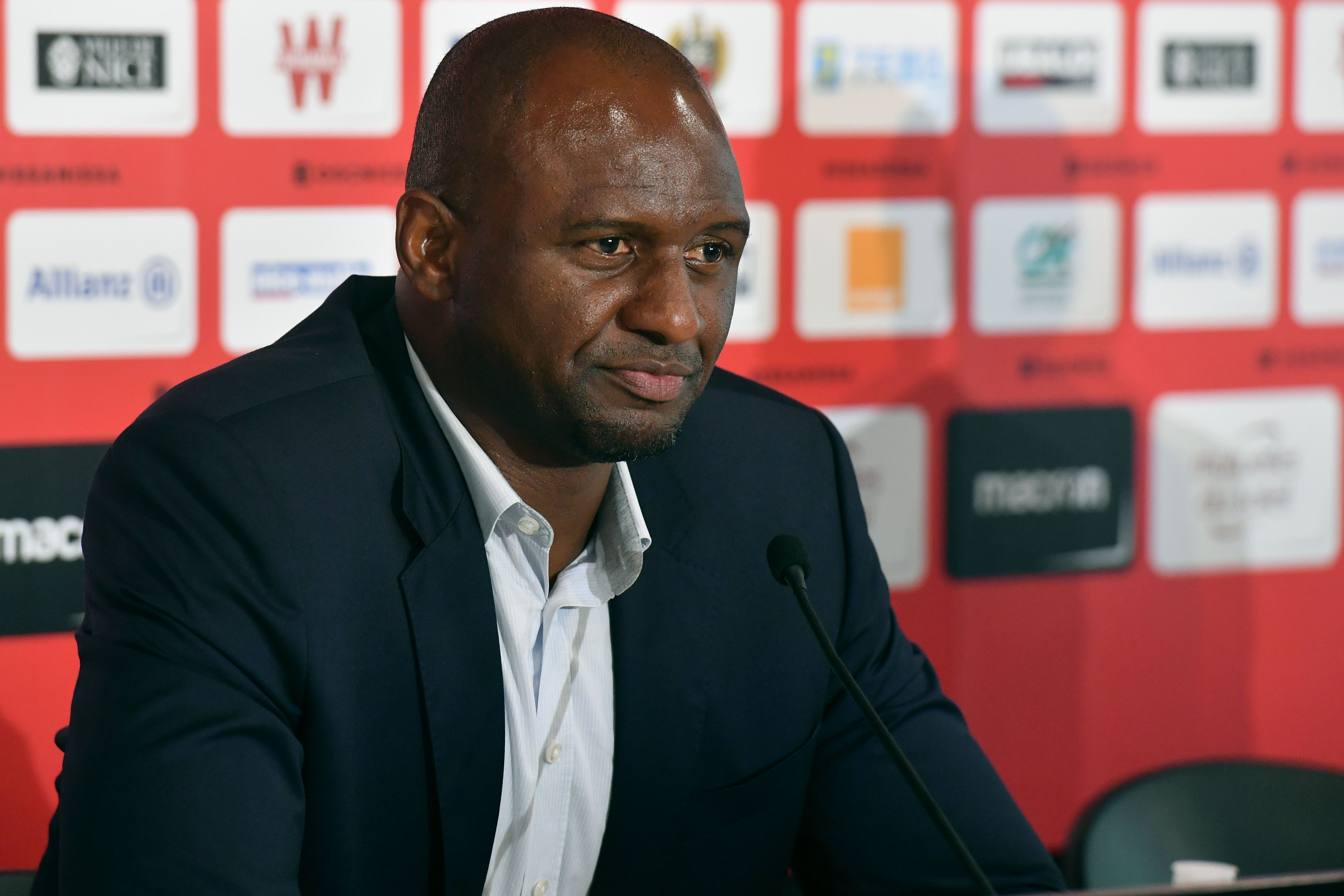 Can Vieira be the man to bring back the glory days at Arsenal? (Photo by YANN COATSALIOU/AFP/Getty Images)