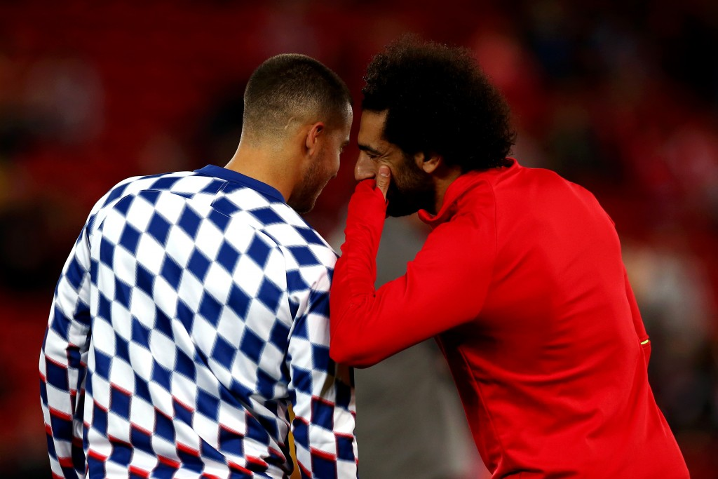 No separating the two. (Picture Courtesy - AFP/Getty Images)