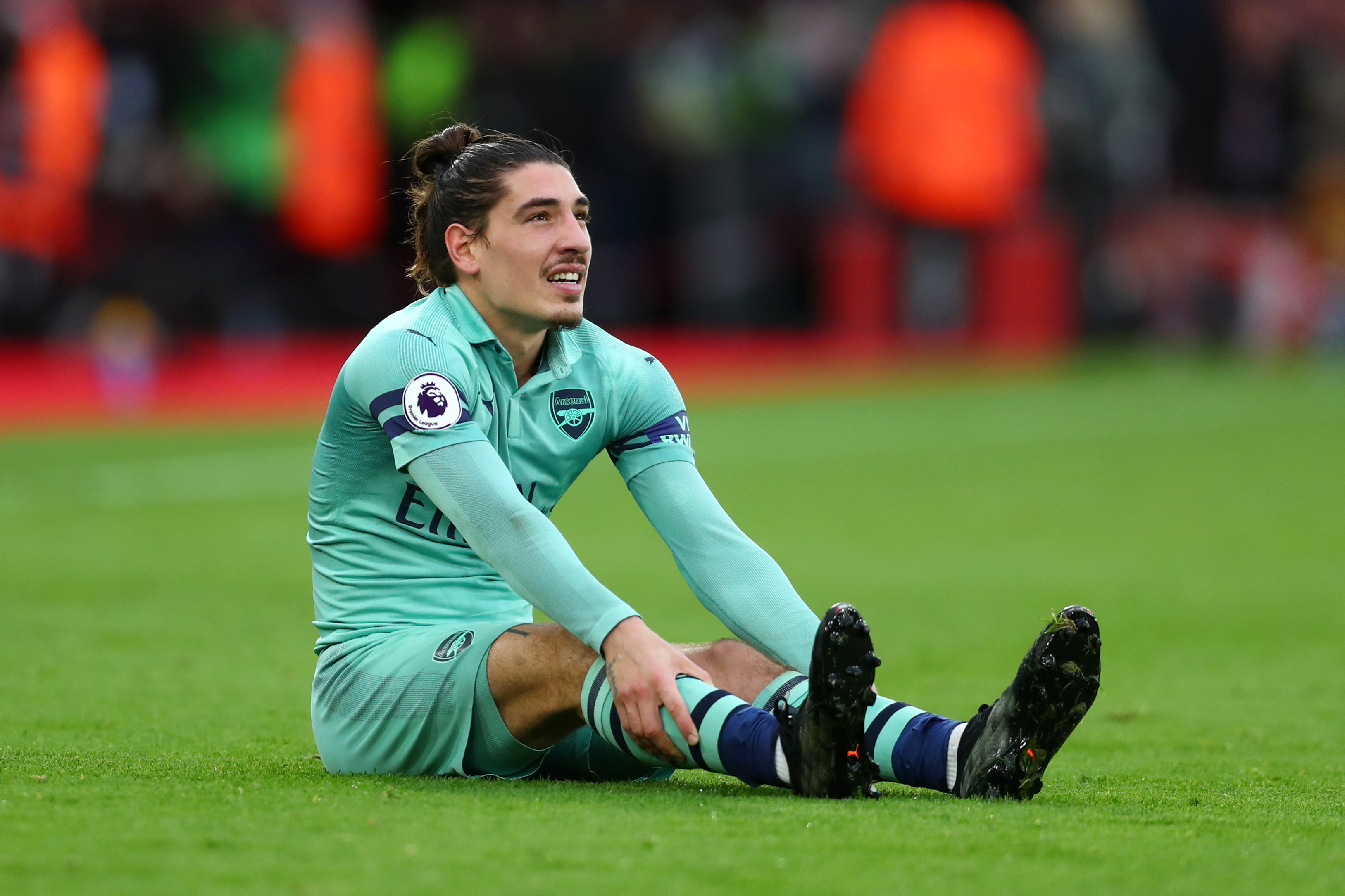 Bellerin's injury has not stopped Atletico from showing an interest. (Photo courtesy: AFP/Getty)