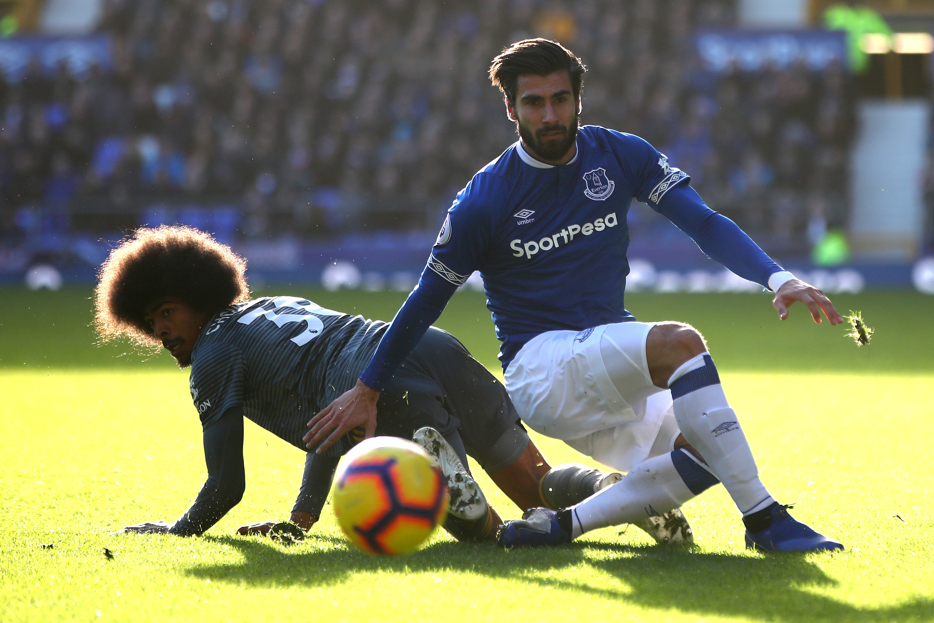 Will Gomes sign for Everton on a permanent basis? (Photo courtesy: AFP/Getty)
