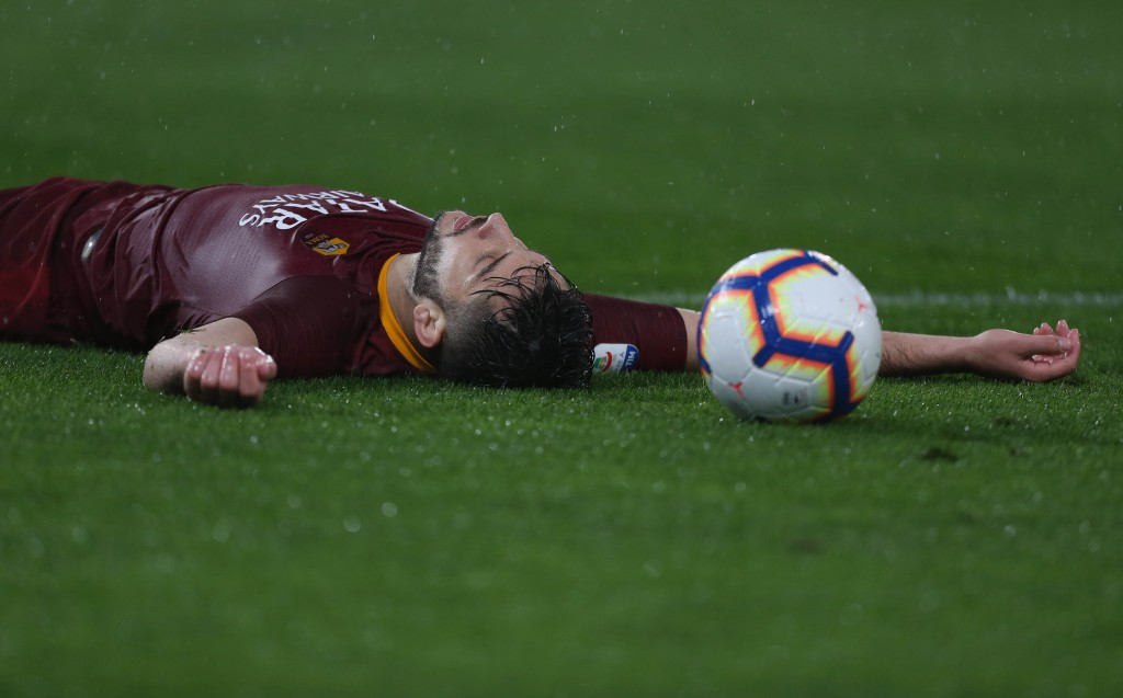 Will Manolas rise from the lows of this season? (Photo by Paolo Bruno/Getty Images)