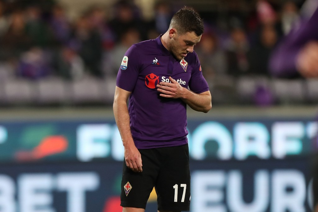 Jordan Veretout will have a decision to make, between Napoli and Arsenal; Champions League football and a return to the Premier League. (Picture Courtesy - AFP/Getty Images)
