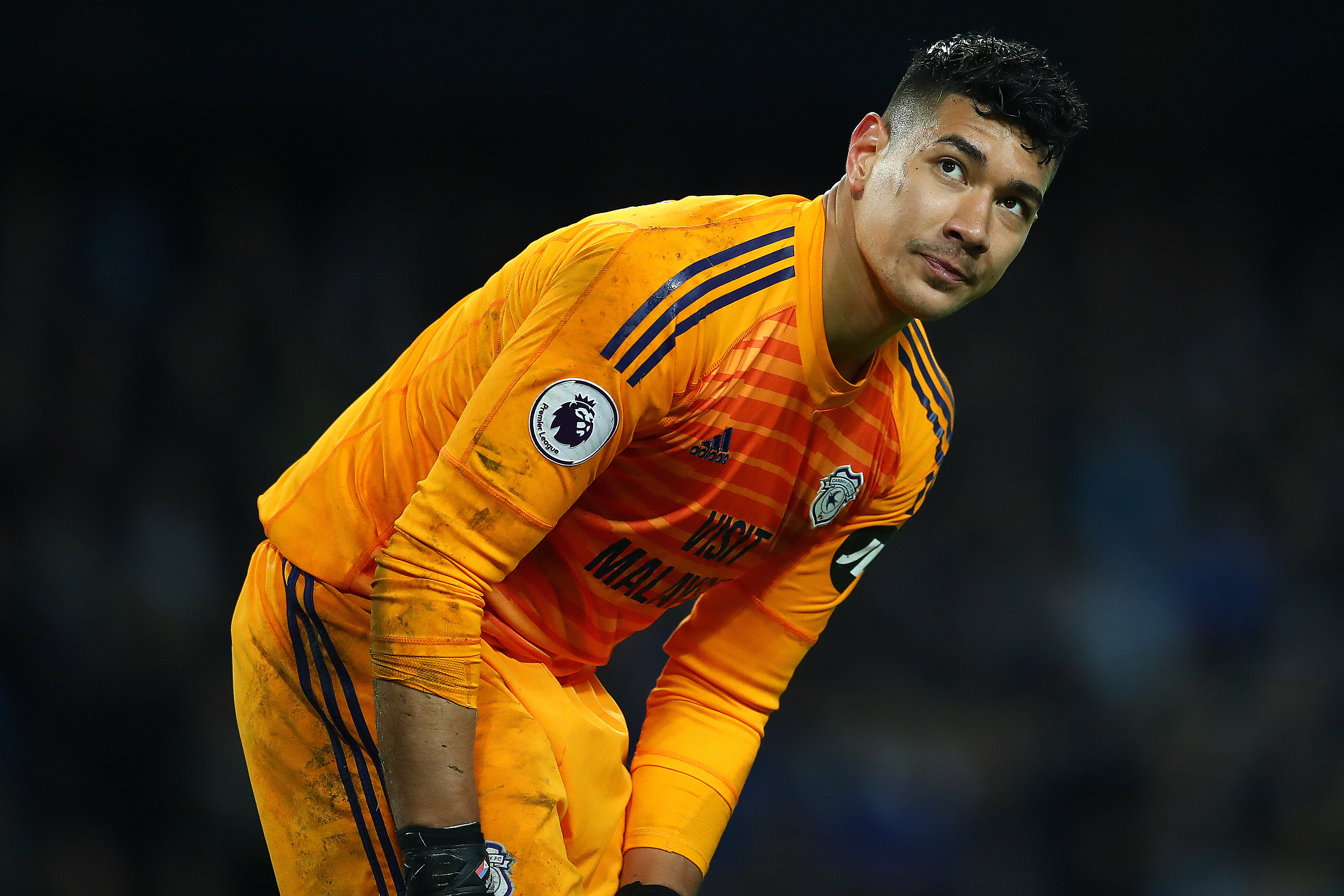 Neil Etheridge is attracting interest from many clubs after impressing at Cardiff. (Photo courtesy: AFP/Getty)