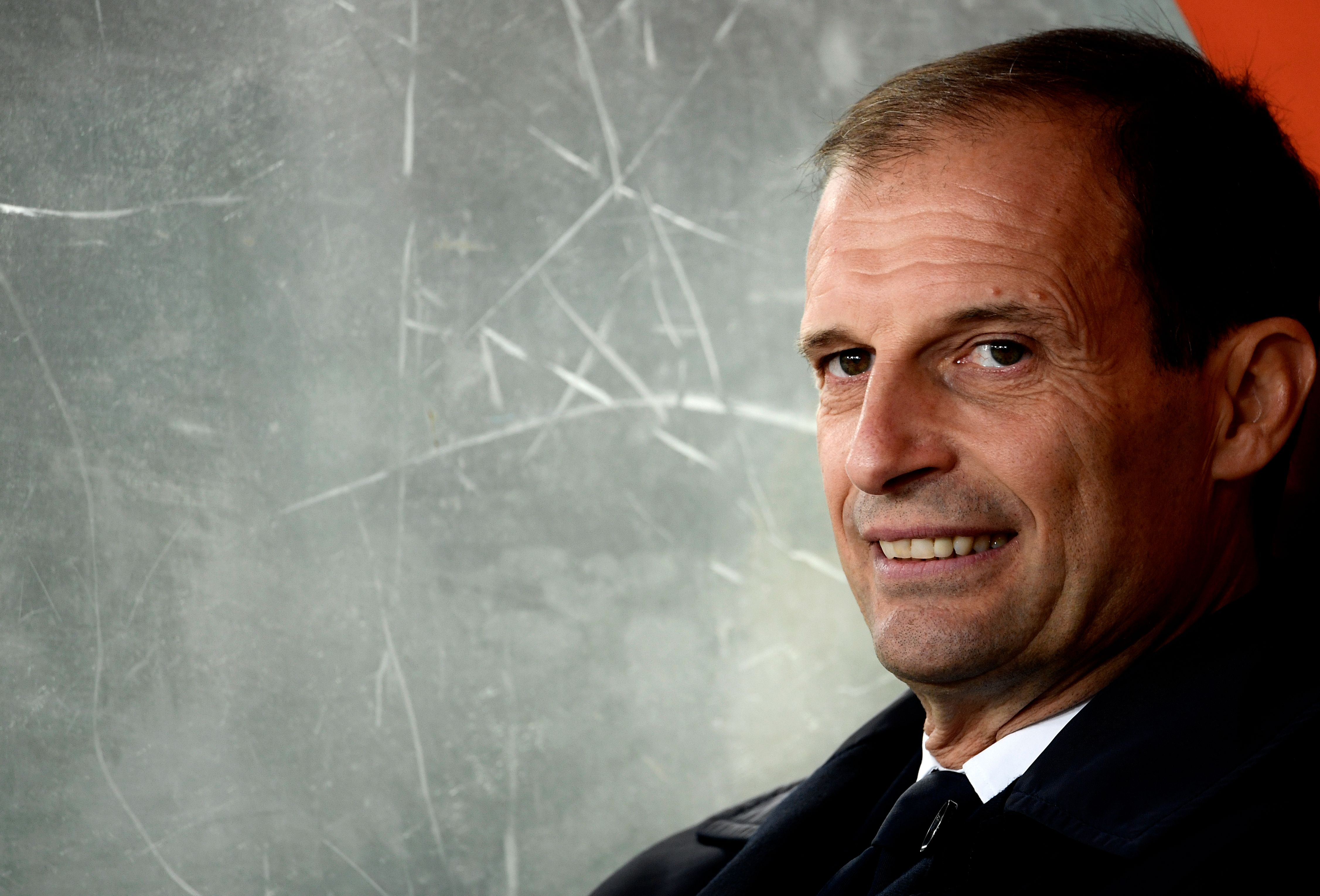 Signing Max Allegri would be a coup for Arsenal (Photo by Filippo MONTEFORTE / AFP) (Photo credit should read FILIPPO MONTEFORTE/AFP/Getty Images)