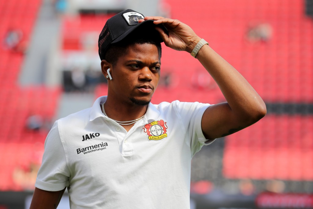 Is Leon Bailey on the move? (Picture Courtesy - AFP/Getty Images)